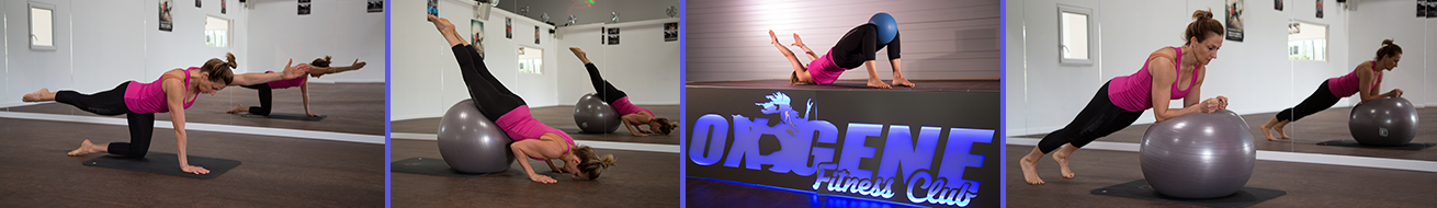 Oxygène Fitness Club à Saint-Macaire - Pilates