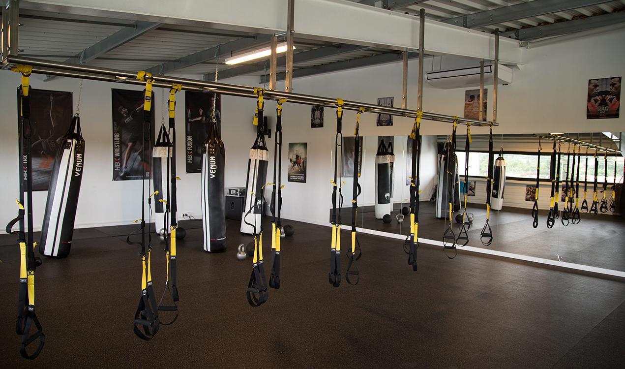 Espace training - Oxygène Fitness Club à Saint-Macaire - Salle de sport et de fitness