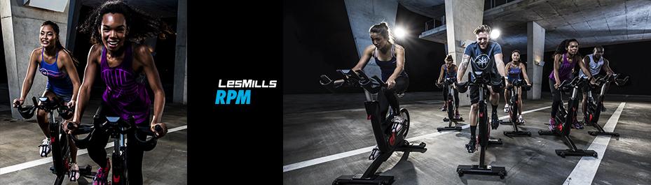 RPM à Oxygène Fitness Club Saint Macaire - Salle de sport et de fitness