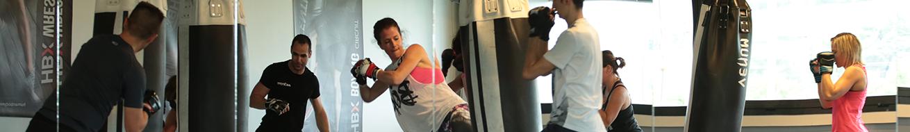 Oxygène Fitness Club à Saint-Macaire - HBX BOXING