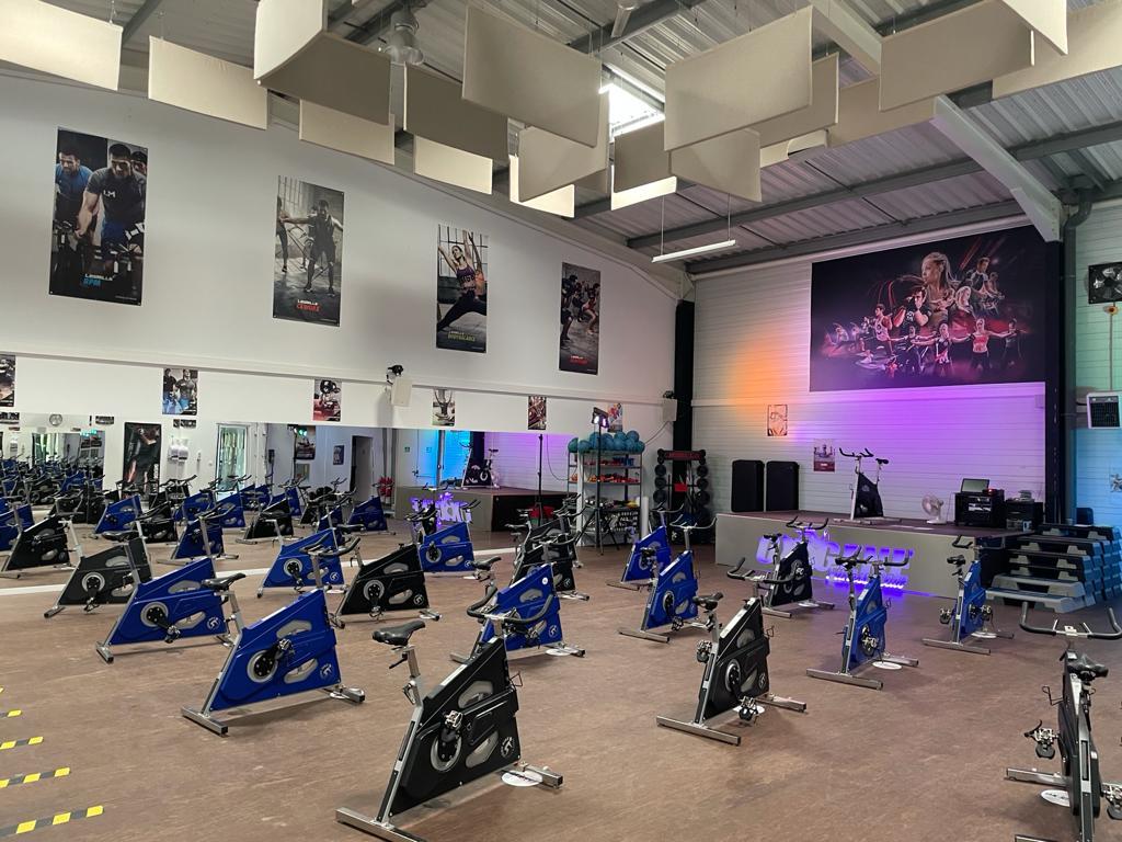 Oxygène Fitness Club salle de sport à Saint-Macaire Les Mills Body Pump Cx Worx RPM BodyBalance HBX TRX Langon Gironde