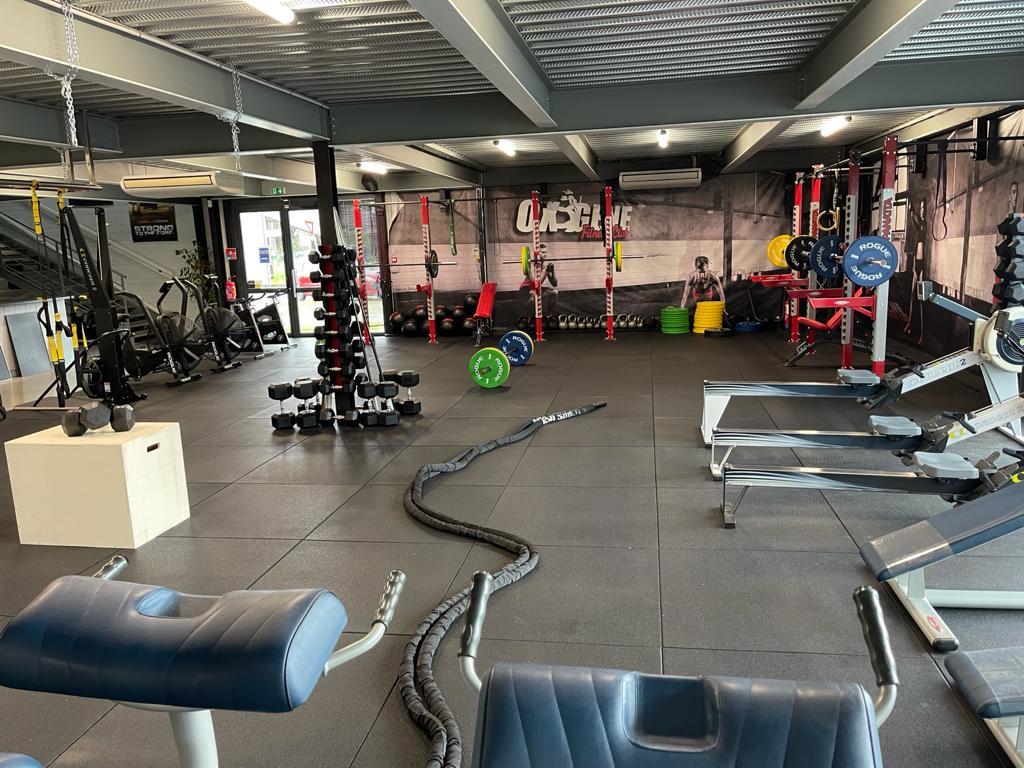 Espace cardio - Oxygène Fitness Club à Saint-Macaire - Salle de sport et de fitness